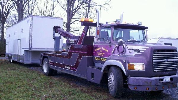 towing Roanoke